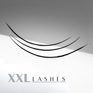 2-TIP-Lashes also called Twin Lashes - pointed on both sides