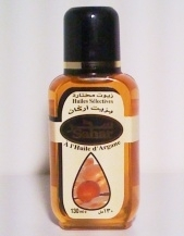 130 ml Argan Oil - 100% organic, cold pressed