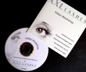 Training-DVD - The Art of Eyelash Application / English