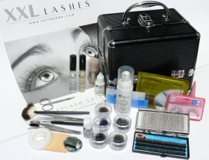 High quality XXL Lashes Design Kit - black - Trainings Course Add-on