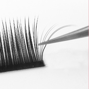 Magic Volume Lashes | C-Curl | 0,05 mm thick | length 14 mm