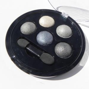 Mineral Baked Eyeshadow – Pressed Eyeshadow with Minerals - black