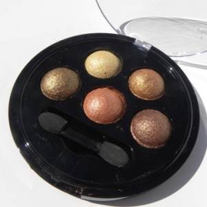 Mineral Baked Eyeshadow – Pressed Eyeshadow with Minerals - brown