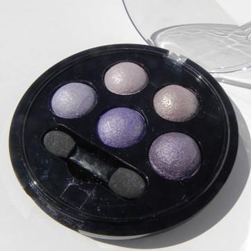 Mineral Baked Eyeshadow – Pressed Eyeshadow with Minerals - purple