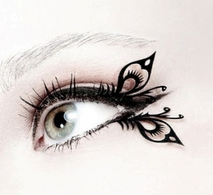 Silhouette eyelashes - seconds at an introductory price reduced by 50%