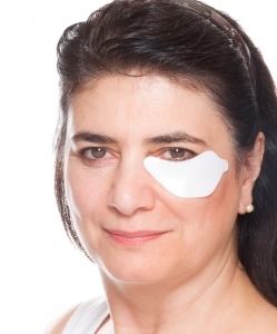 2 Silicon Eyelid Pads, Eyelash ExtensionTreatments Patch