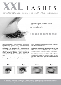 """100 pcs Promotion Flyer A5 - """"eye"""" - Italian"""