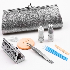 XXL Lashes Glamour Kit - silver