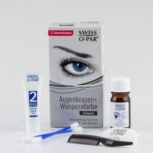 Eyelash and Eyebrow Colouring Kit - black