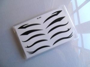 Eyeliner Sticker - Design 3