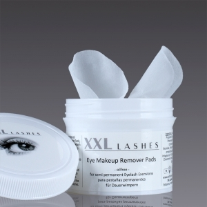 Protein Remover Pads - specially made for Eyelash Extensions - 75 pcs.