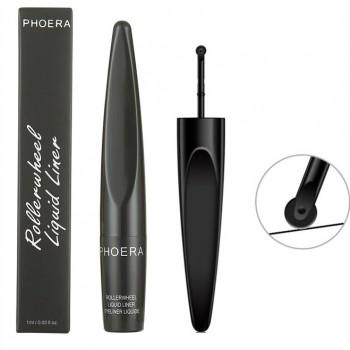 Innovative Roller Wheel Eyeliner, Pizzaroller Eyeliner, waterproof, long lasting, does not smudge