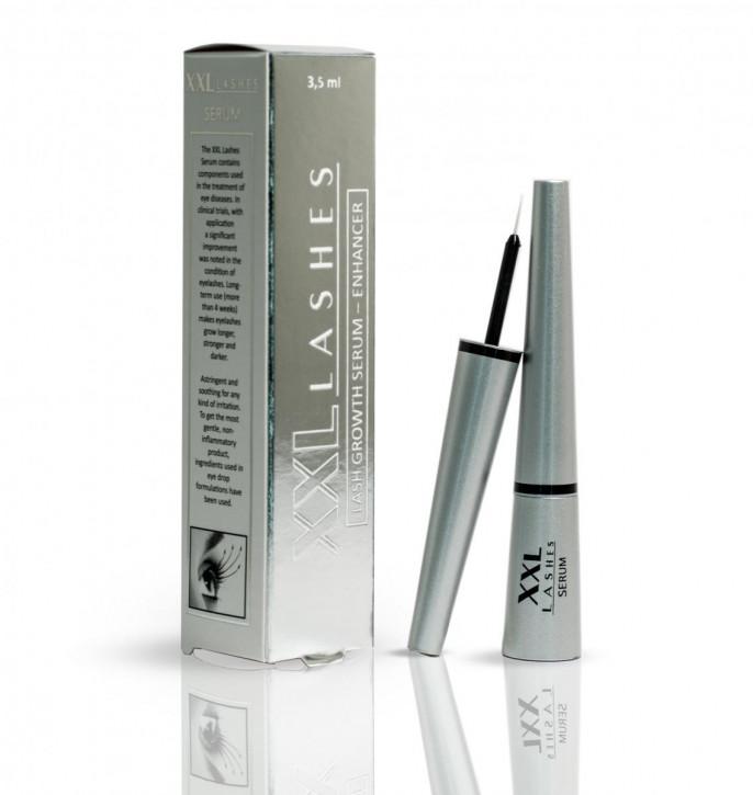 XXL Lashes Enhancer, Serum for eyelash and eyebrow growth