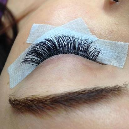 43b1bd931d3 Ellipse Flat Lashes, Slim Lashes / C-Curl / 0,20 mm ...