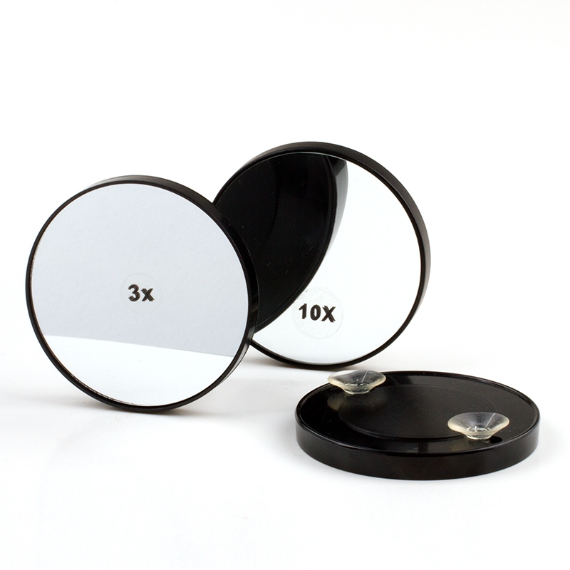 Magnifying Make Up Mirror With Suction Pads 3 Times