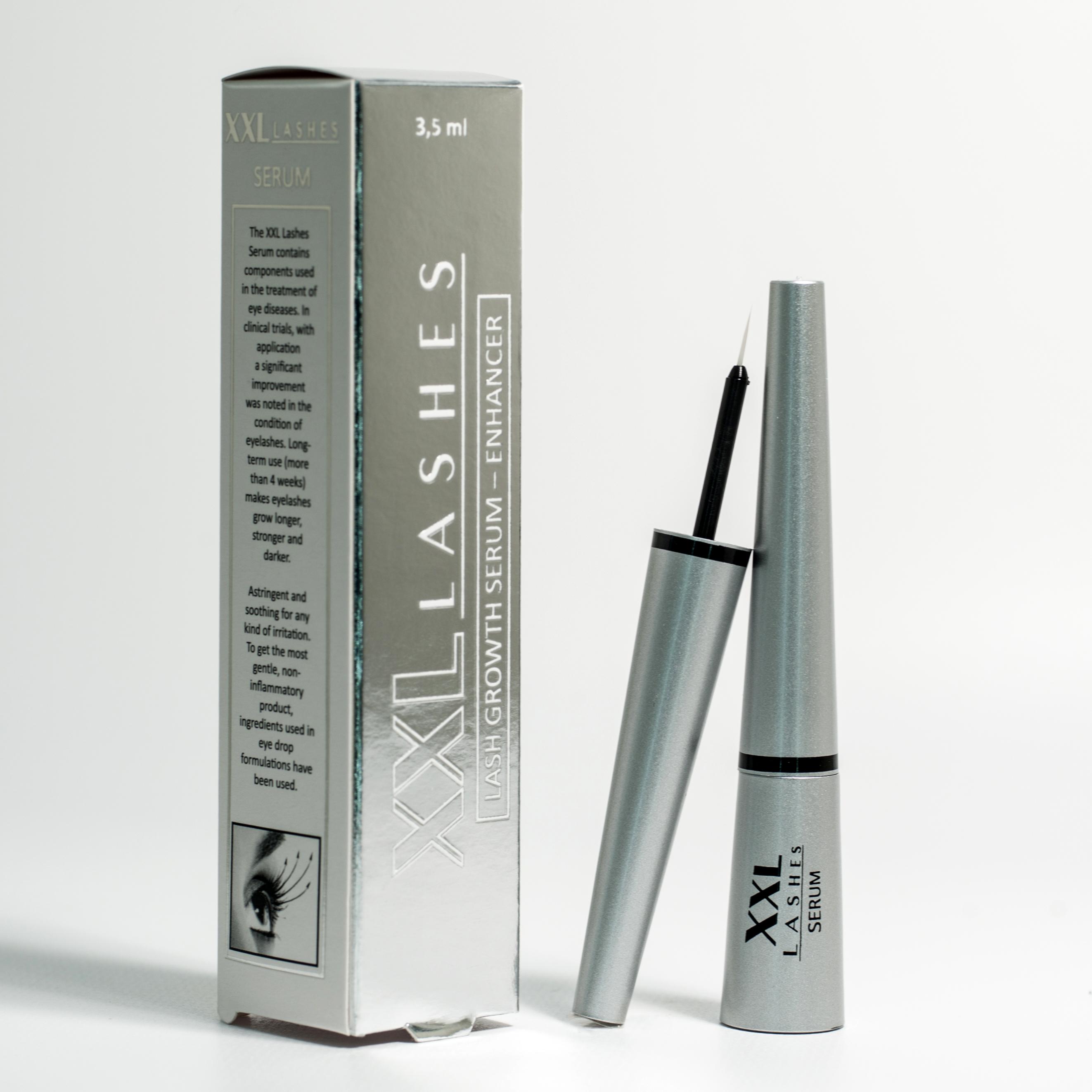 Xxl Lashes Serum For Eyelash Growth