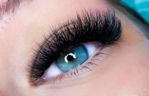 120 Flare Lashes 5D -  ultra-light, knot-free -  0.07 mm, 0,12 mm and 0.15 mm diameter