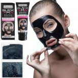 Sensinity black cleansing mask for skin impurities and blackheads, 130 ml