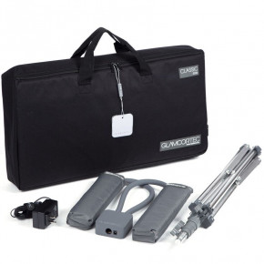 GLAMCOR Classic Elite Kit - Twin Head Flexible HD Daylight LED Lamp