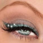 Glitter Eyeliner for the festive shimmer make-up, in 6 different colors