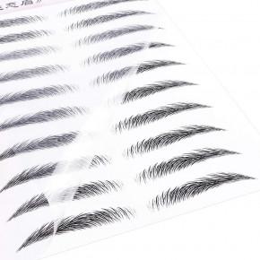 Tattoo Eyebrow Sticker for Men and Women