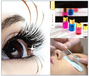"Dolly ""Lash Lifting"" Salon Kit"