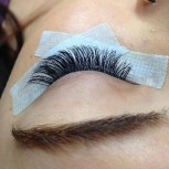 Ellipse Flat Lashes, Slim Lashes / C- & D-Curl / diameter 0.15-0,20 mm / Box with mixed lengths 7-13 mm