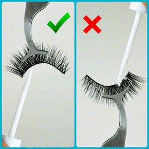 5ml skin glue for artificial stick-on eyebrows and strip eyelashes