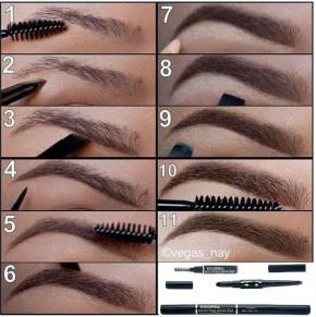 3in1 Eyebrow Pen