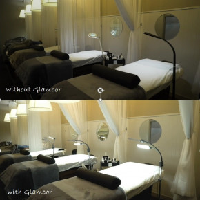GLAMCOR Elite X - Twin Head Flexible HD Daylight LED Lamp