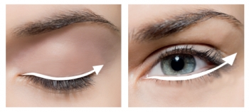 How to apply eyelash serum